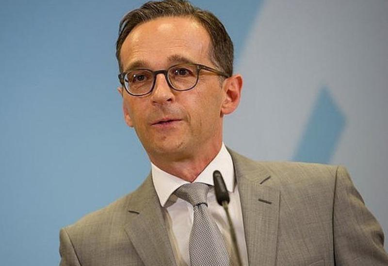 Глава МИД ФРГ Маас получил прямой мандат в бундестаге