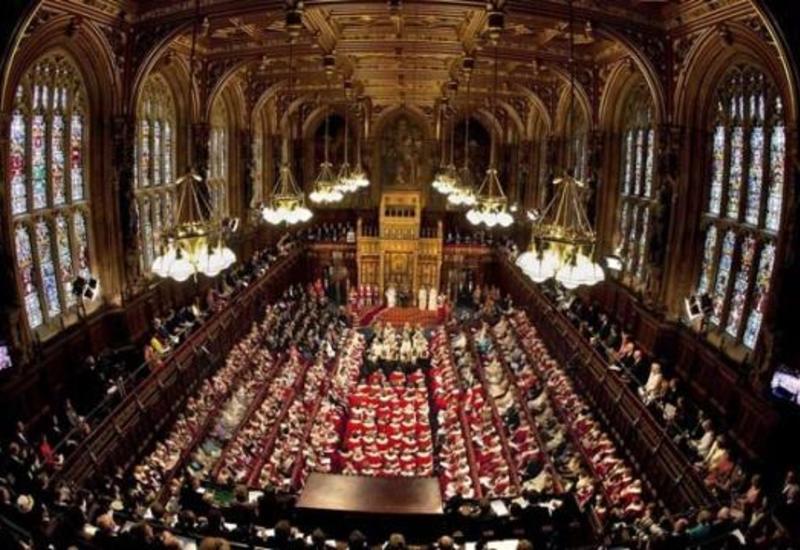 Палата лордов Британии может покинуть Вестминстерский дворец