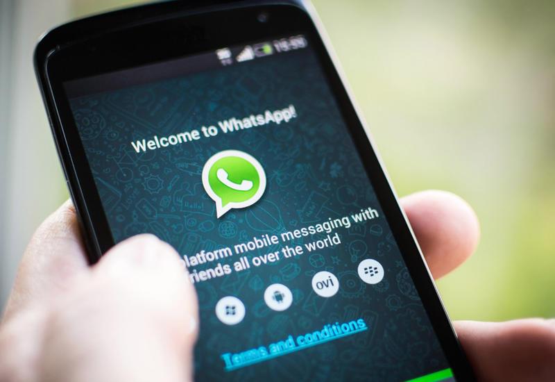В работе WhatsApp в Азербайджане произошел сбой