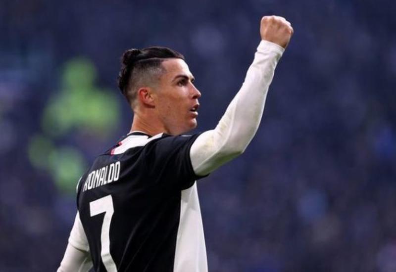 """Ronaldo """"Yuventusun"""" oyunçusunun rekordunu təkrarladı"""