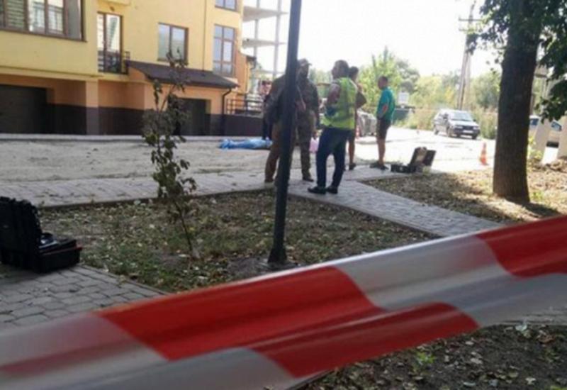 На Украине два человека погибли при взрыве гранаты
