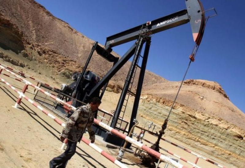 Добыча нефти в Ливии может упасть в 16 раз