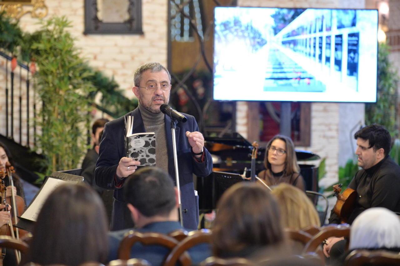 В Бакинском книжном центре прошел вечер памяти жертв 20 Января