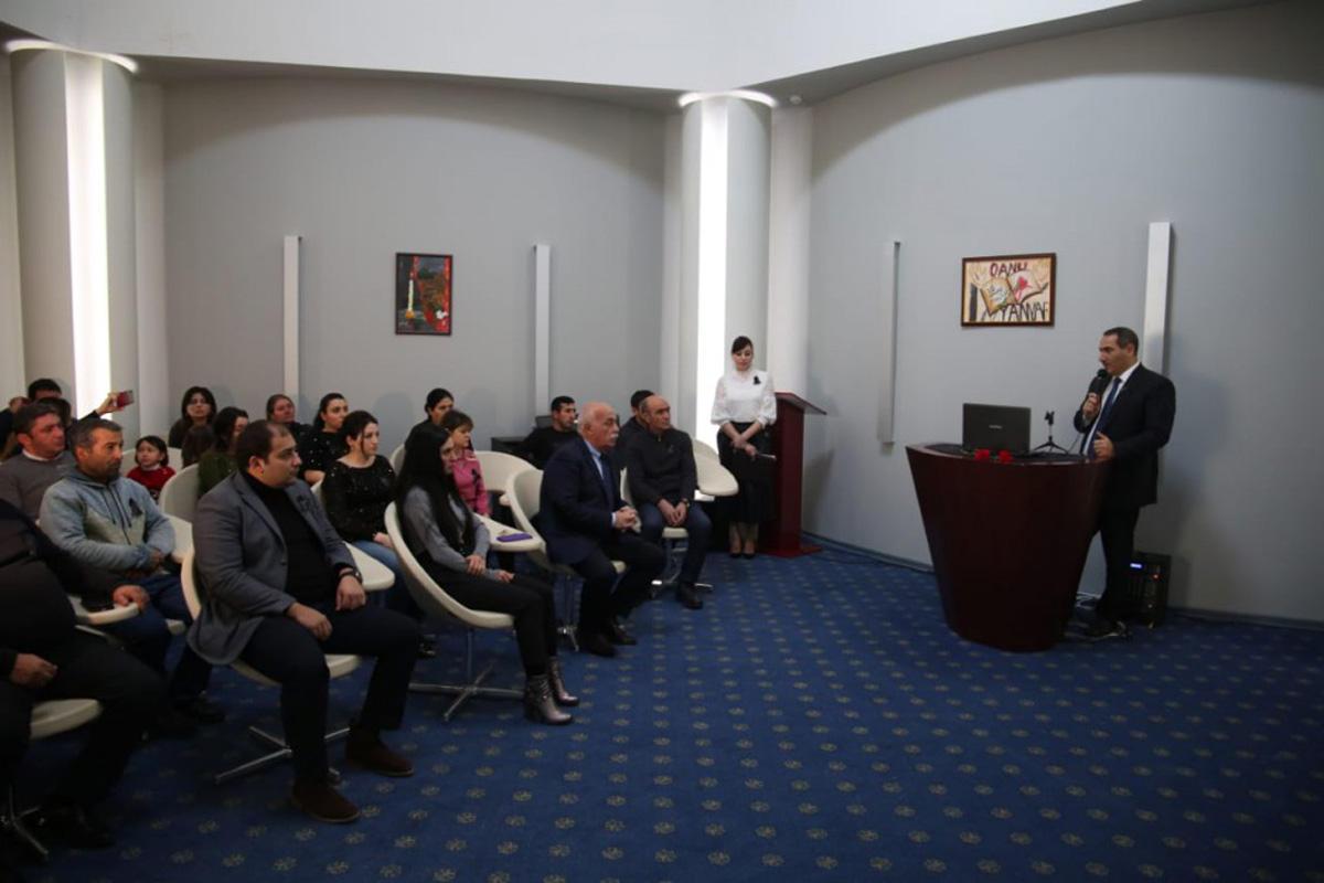 """В заповеднике """"Гобустан"""" почтили память жертв трагедии 20 Января"""