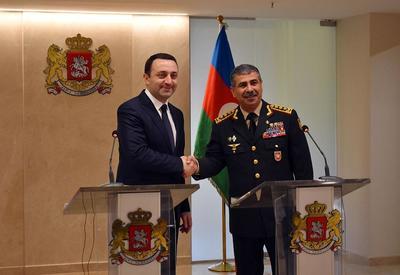 Азербайджан и Грузия подписали важный документ в сфере военного сотрудничества - ФОТО