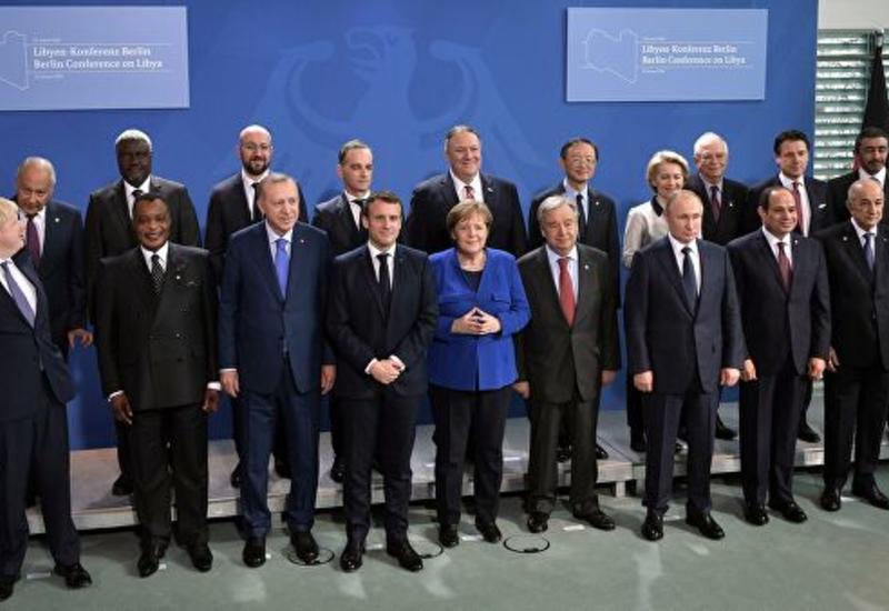 В бундестаге отметили роль России и Турции в решении конфликта в Ливии