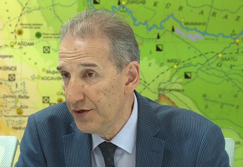 Расим Саттар-заде: Уровень Каспийского моря останется относительно низким