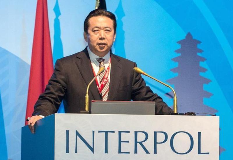 В Китае бывшего главу Интерпола приговорили к 13,5 годам тюрьмы