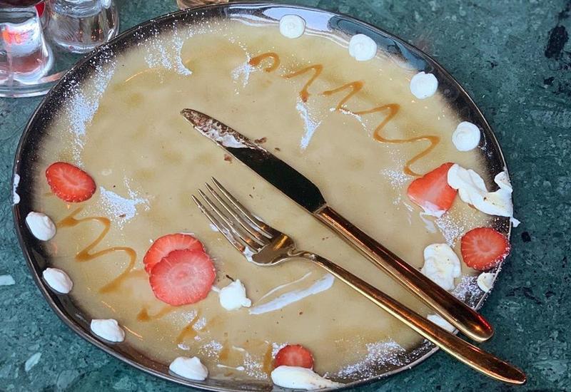 Что было в тарелке? - Вопрос от Always Hungry Baku