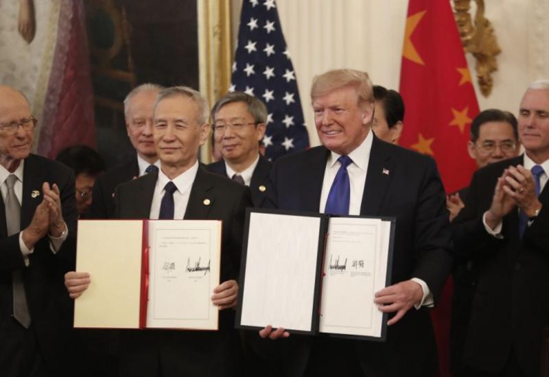 Дональд Трамп рассказал о сроках переговоров по второму этапу сделки с Китаем