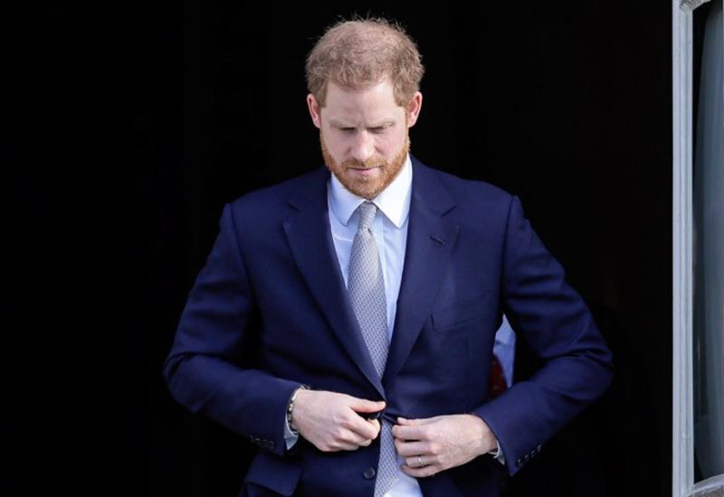 Принц Гарри прибыл в Канаду к своей семье