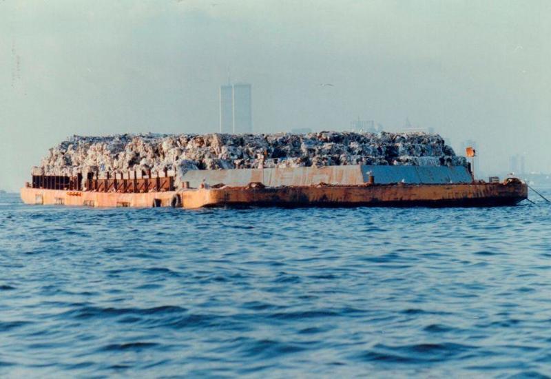 Китай резко сократил объемы импортируемого мусора