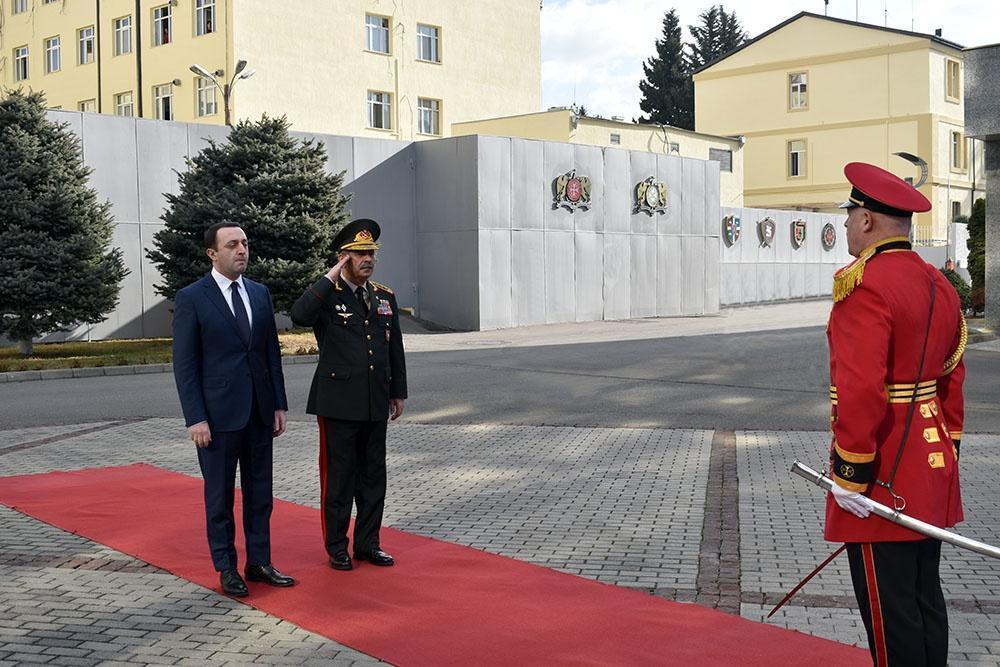 Азербайджан и Грузия подписали важный документ в сфере военного сотрудничества