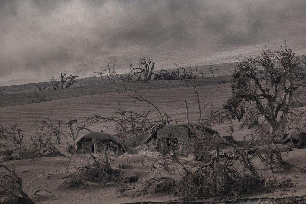 Извержение вулкана Тааль и его страшные последствия