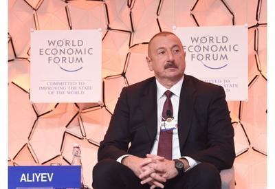 Президент Ильхам Алиев: Основная идея и идеология Азербайджана, в том числе молодого поколения, - это суверенитет, независимость и расчет на собственные ресурсы