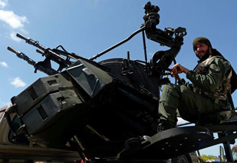 Армия Хафтара заявила, что сбила турецкий беспилотник в Триполи