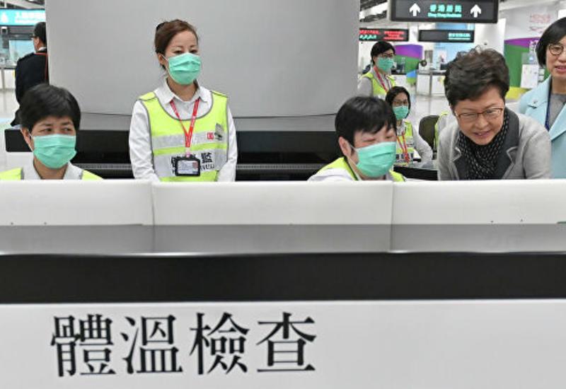 Глава Гонконга рассказала о ситуации с новым коронавирусом