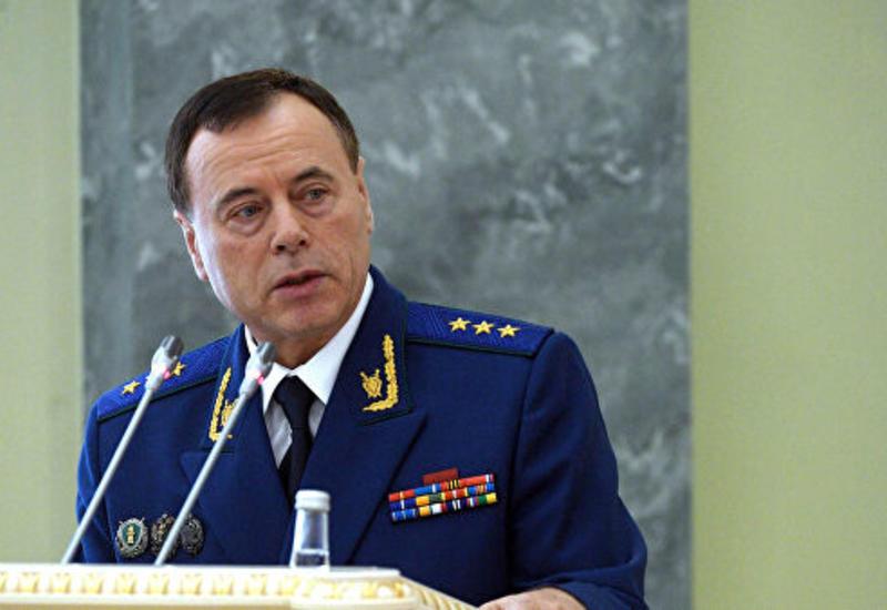Первый заместитель генпрокурора России подал в отставку