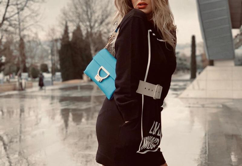 Как одеться по-погоде? - Модный образ Айнур Гузель