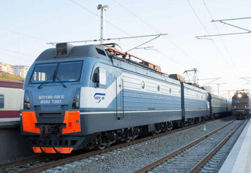 В Азербайджане продлены ограничения движения пассажирских поездов