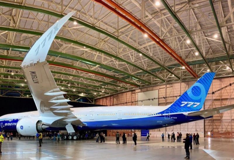 Boeing проведет первый полет нового самолета 777X