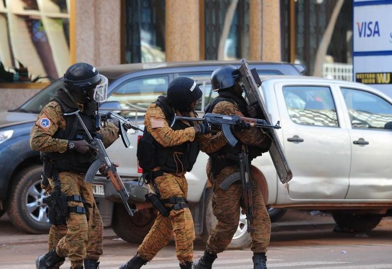 В результате террористической атаки погибли десятки человек