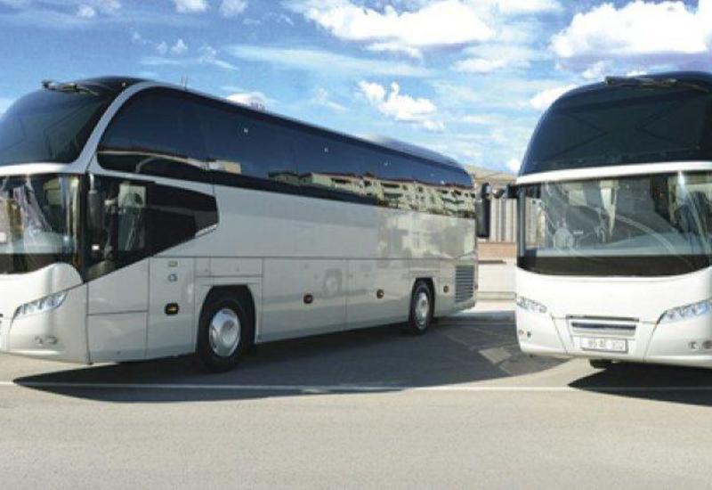 Азербайджанцы стали чаще пользоваться международными автобусами