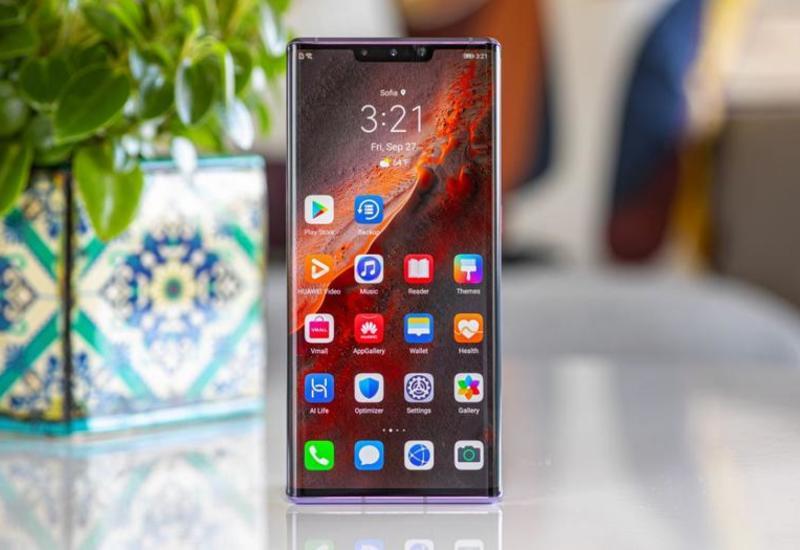 В сети появились первые изображения нового флагмана Huawei