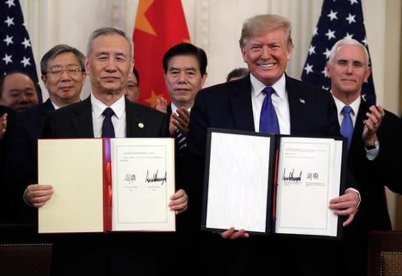 Глава ВТО оценил первый этап торговой сделки США и Китая