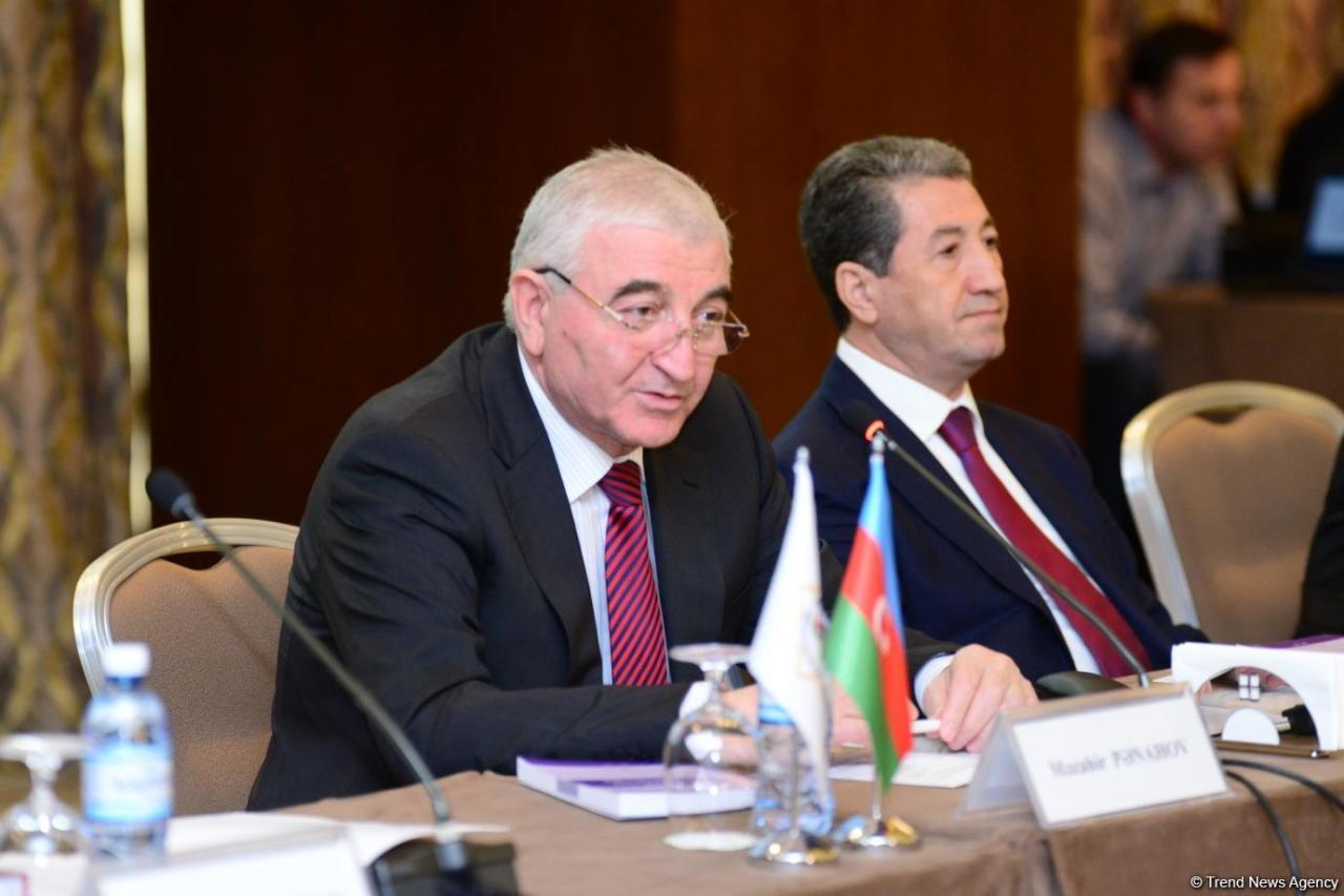 """В Азербайджане проводятся региональные семинары-конференции на тему """"Разрешение избирательных споров в судебном порядке"""""""