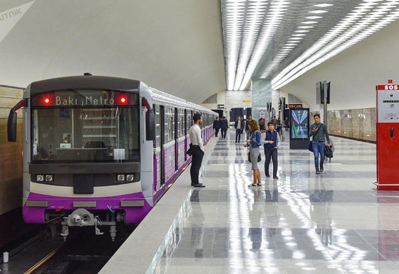 В бакинском метро будут проведены работы по дезинфекции