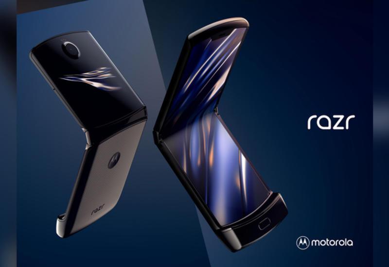 Объявлена дата выхода сгибаемого смартфона Motorola