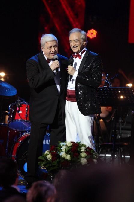 В Москве прошел грандиозный юбилей Полада Бюльбюльоглу