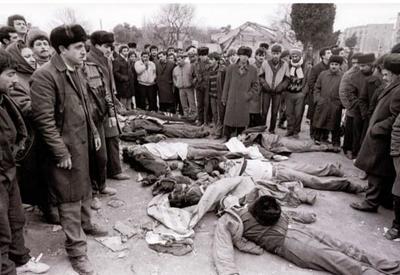 Трагедия 20 Января, инициированная лауреатом Нобелевской премии мира