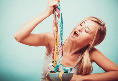 10 главных мифов о похудении