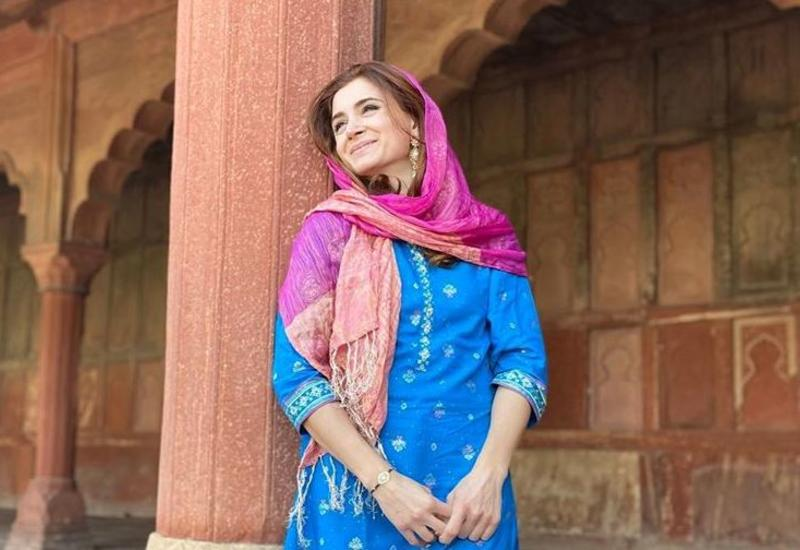 Один день в Индии глазами Айсель Агаевой-Мирзоевой