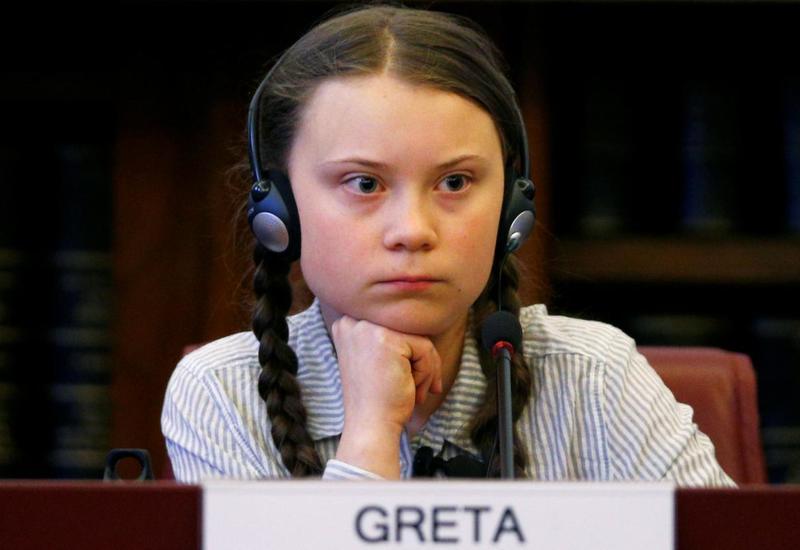 Грета Тунберг сообщила о возможном заражении коронавирусом