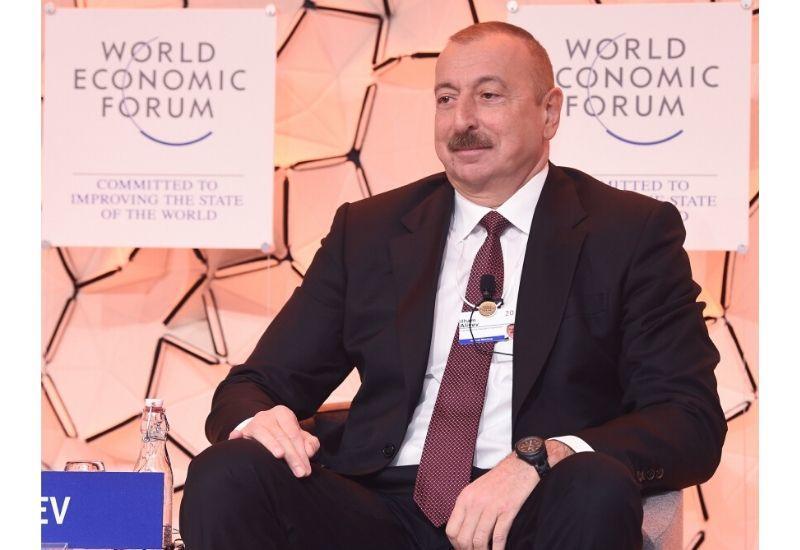 Президент Ильхам Алиев: У нас очень широкая повестка реформ, которые осуществляются и создают большие возможности для нашего народа
