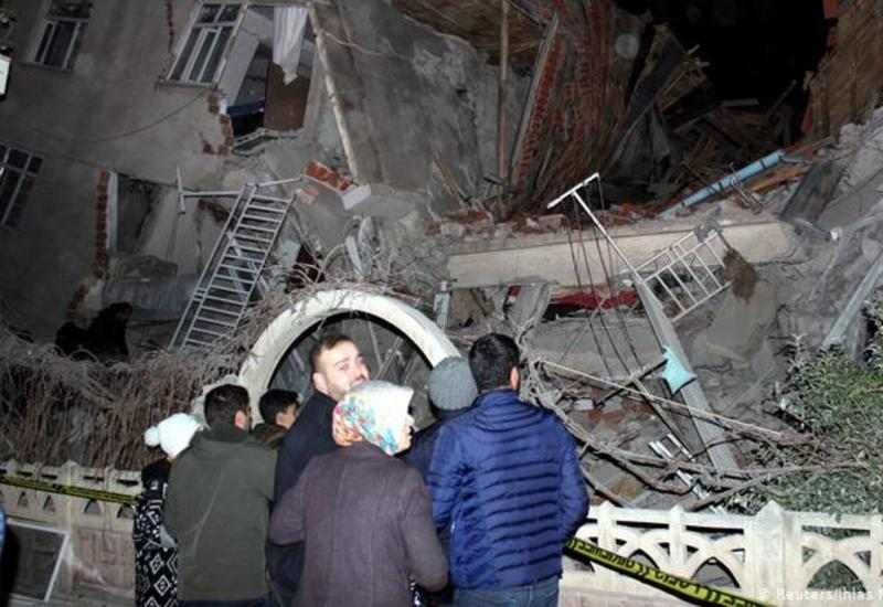 Среди жертв землетрясения в Турции нет азербайджанцев