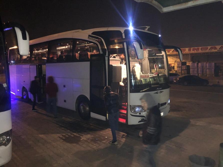 Из зоны землетрясения в Турции эвакуировали десятки азербайджанцев