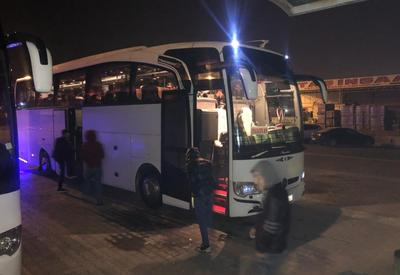 Завершилась эвакуация граждан Азербайджана из зоны землетрясения в Турции
