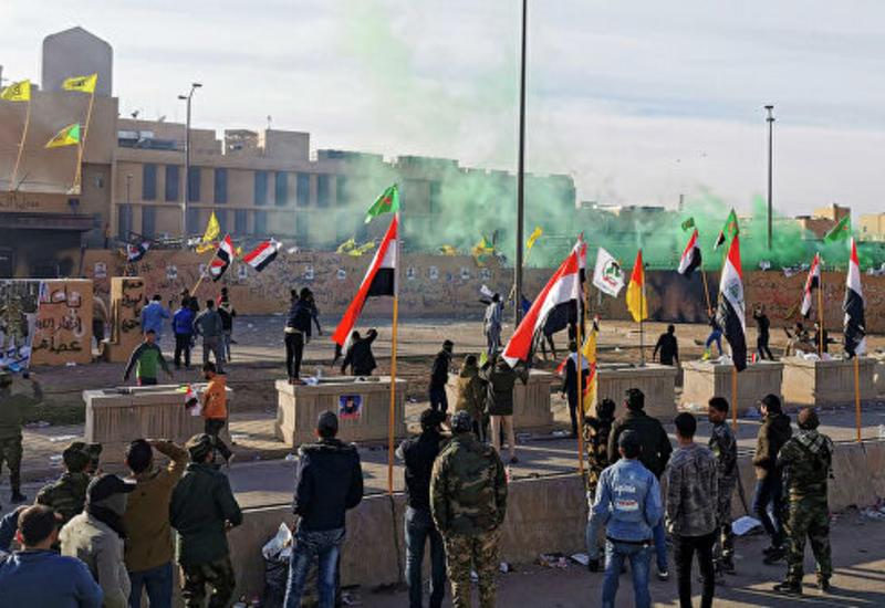 В Ираке за два дня погибли более десяти демонстрантов