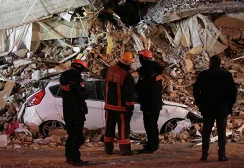 В Турции 15 тысяч человек получили временное жилье после землетрясения