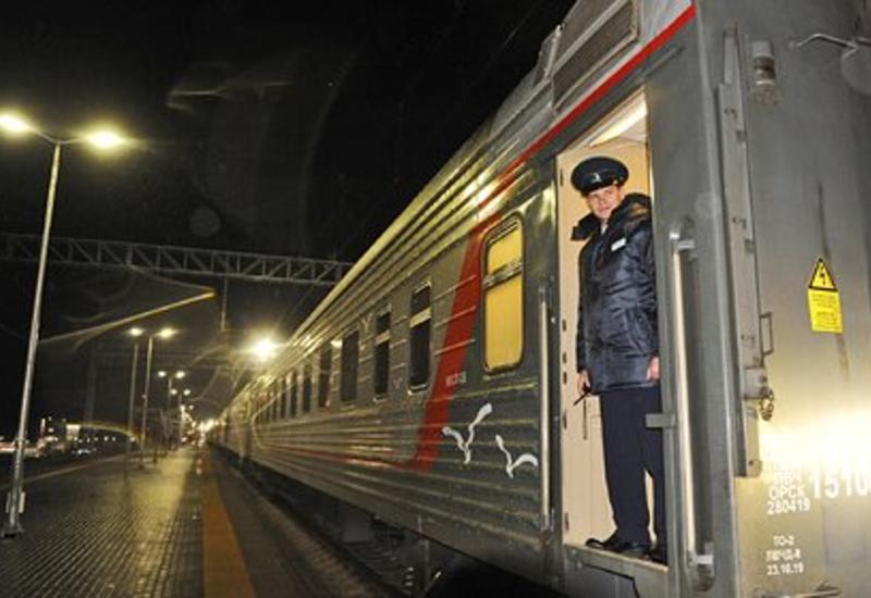 В России оцепили поезд из Китая из-за подозрений на коронавирус