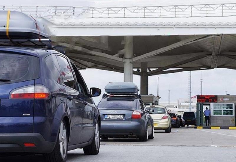 В Азербайджане будут штрафовать водителей автомобилей с иностранными номерами