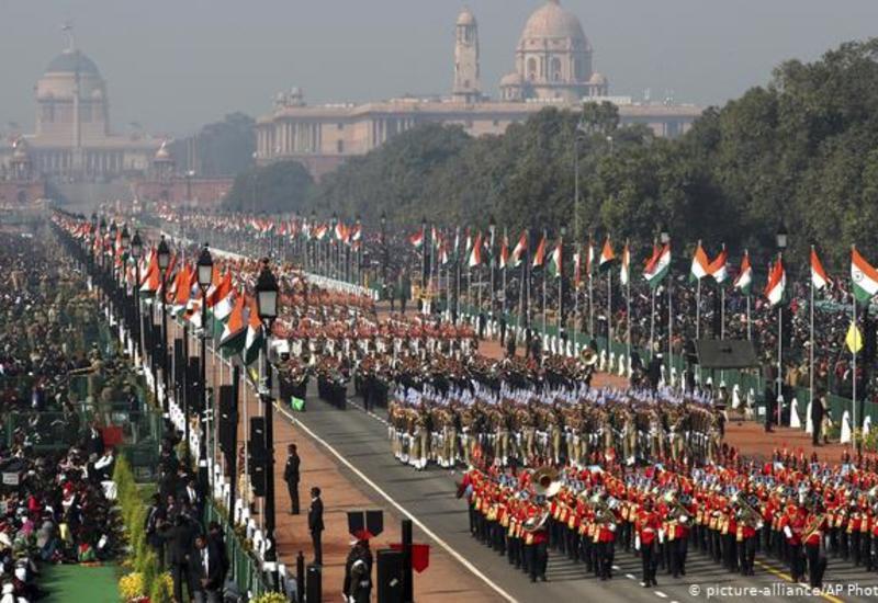 В Индии покажут новые образцы вооружений