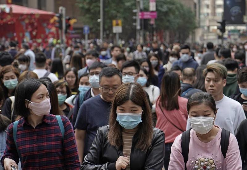Число заразившихся коронавирусом в Китае превысило 2 тыс.