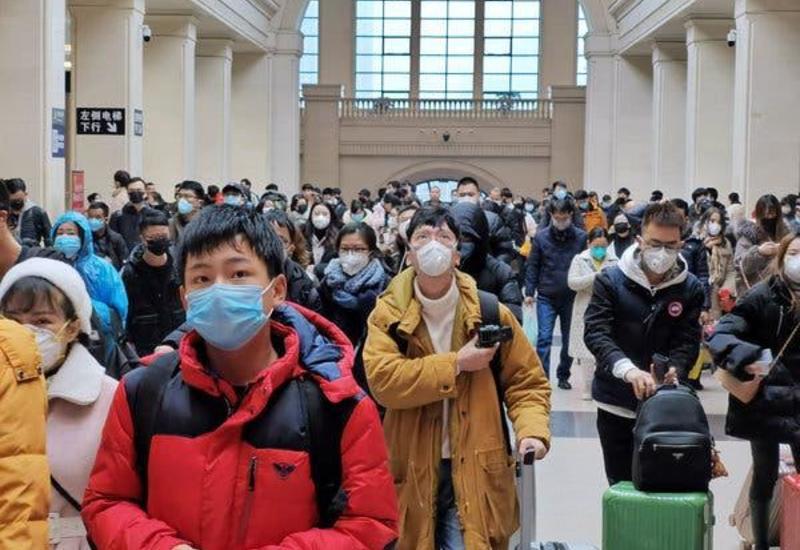 Власти китайского города Сиань приостановят пассажирские перевозки