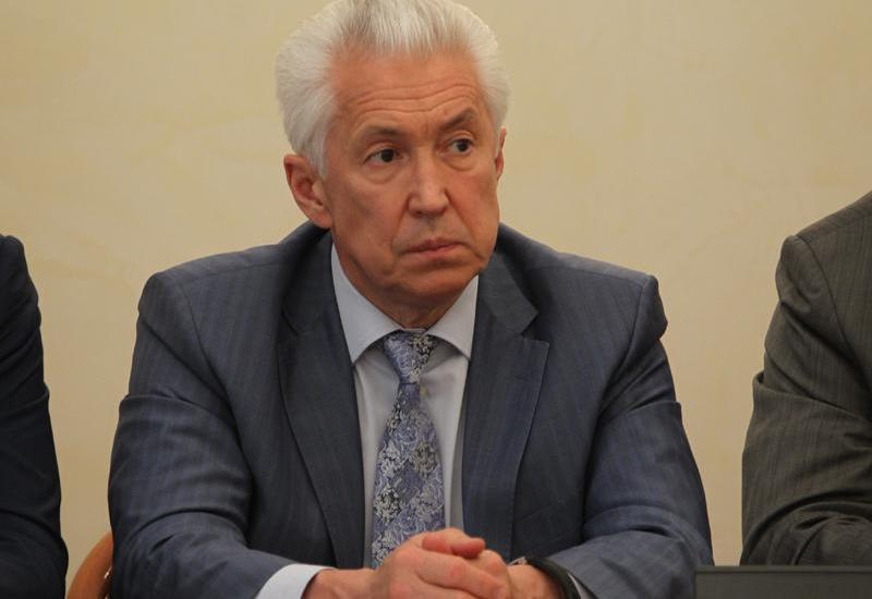 Глава Дагестана рассказал о планах по запуску скоростного поезда Махачкала-Баку