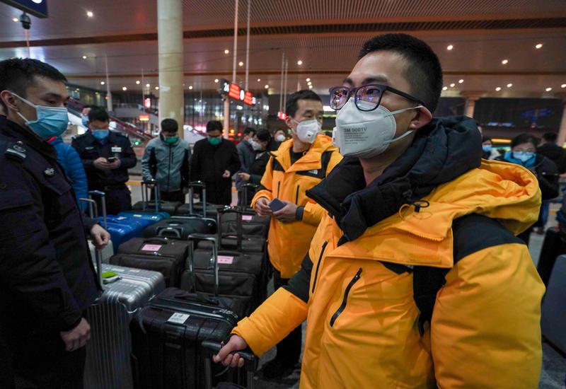 В Китае число заболевших новым коронавирусом выросло до 2 835 человек